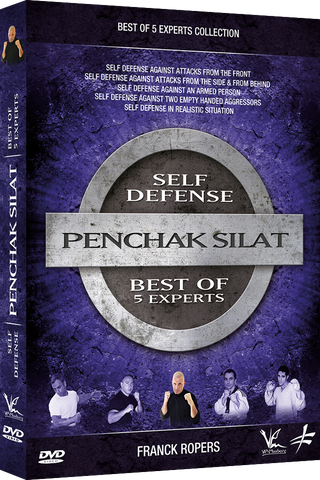 Best of Penchak Silat DVD by Franck Ropers - Budovideos Inc