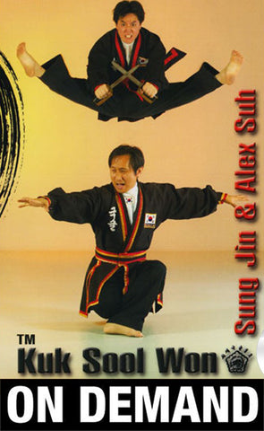Kuk Sool Won by the Suh Brothers (On Demand) - Budovideos