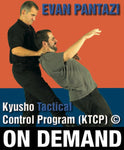 Kyusho Tactical Control Program Module 1 by Evan Pantazi (On Demand) - Budovideos