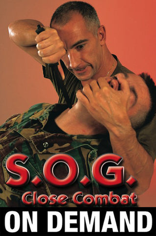 SOG Close Combat DAS Techniques by Olivier Pierfederici (On Demand) - Budovideos