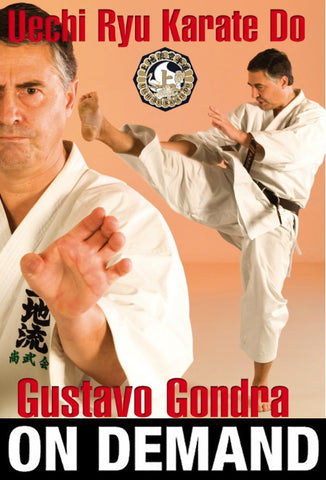Uechi Ryu Karate with Gustavo Gondra (On Demand) - Budovideos