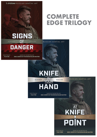 Edge 3 DVD Set by Vladimir Vasiliev