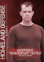 Aggressive Smack Down Tactics 2 DVD Set by Ray Ellingsen