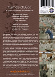 Warriors of Budo DVD: Episode Four: Judo