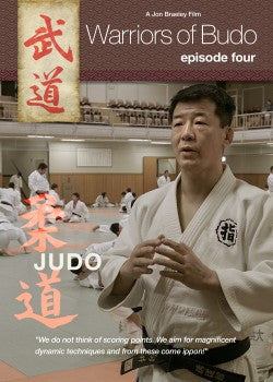 Warriors of Budo DVD: Episode Four: Judo - Budovideos