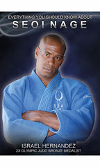 DVD Cover - Everything You Should Know About Seoi Nage DVD with Israel Hernandez