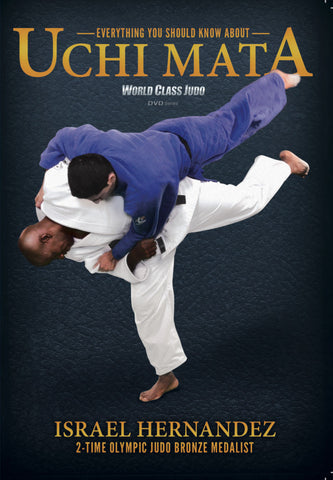 Everything You Should Know About Uchimata DVD by Israel Hernandez