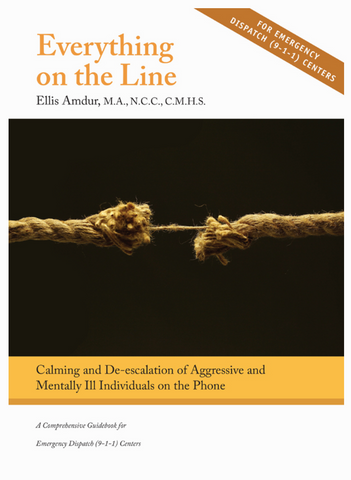 Everything on the Line by Ellis Amdur (E-book)