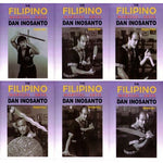 Filipino Martial Arts 6 DVD Set by Dan Inosanto (Preowned) - Budovideos
