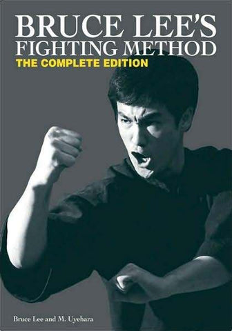 Bruce Lee's Fighting Method: The Complete Edition Hardcover Book - Budovideos