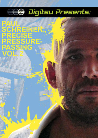 Precise Pressure Passing Vol 2 Bluray by Paul Schreiner - Budovideos