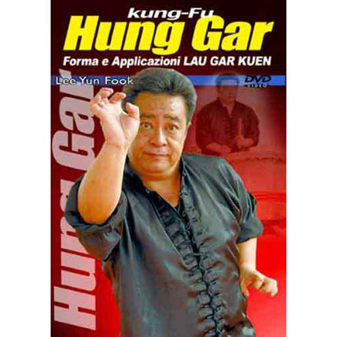 Hung Gar Kung Fu DVD by Lee Yun Fook (Preowned)