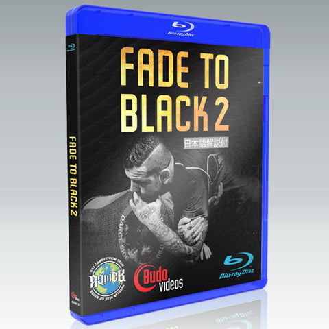 Fade to Black 2 (5 Volume DVD or Blu-ray Set) with Brandon Quick - Budovideos