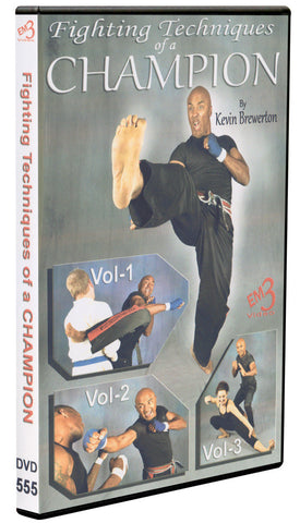 Front - Fighting Techniques of a Champion DVD 3