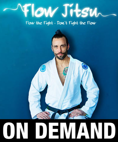 Flow Jitsu with Mike Bidwell (On Demand) - Budovideos