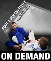 Footlock Mastery by Oliver Geddes (On Demand)