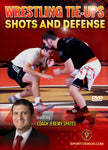 Wrestling Tie-ups, Shots and Defense DVD by Jeremy Spates