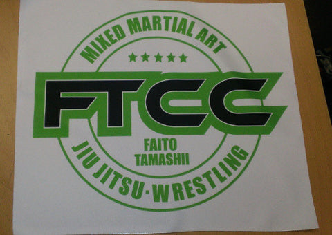 FTCC MMA Custom Patch 15