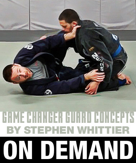 Game Changer Guard Concepts by Stephen Whittier (On Demand) - Budovideos