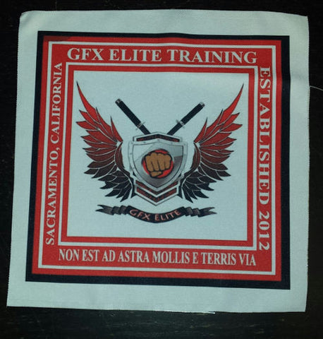GFX Elite Training Custom Patch 8