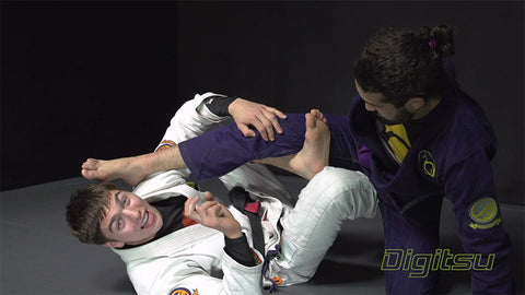 Single Leg X DVD with Gianni Grippo