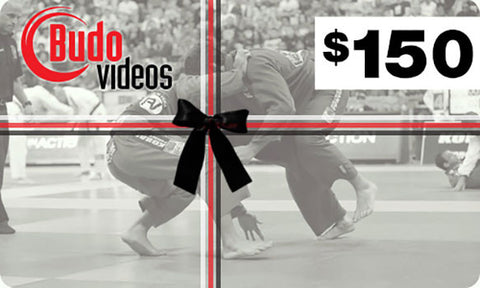 Budovideos Gift Card $150