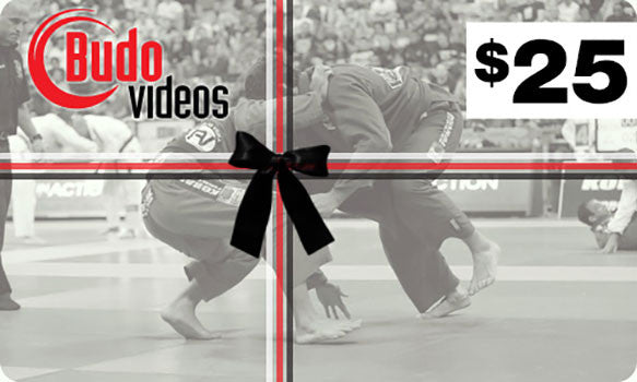 Budovideos Gift Card $25