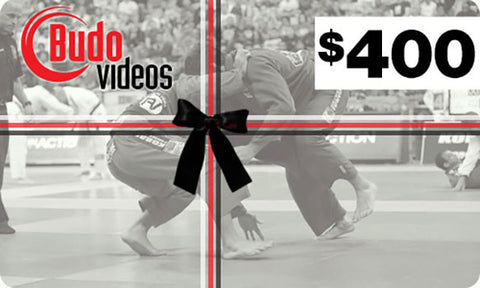 Budovideos Gift Card $400