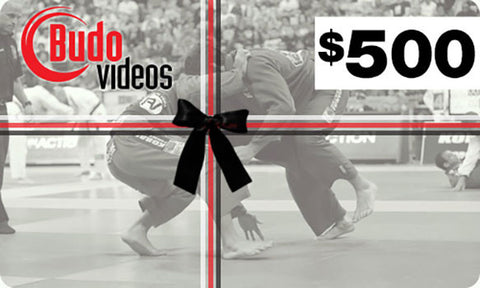 Budovideos Gift Card $500