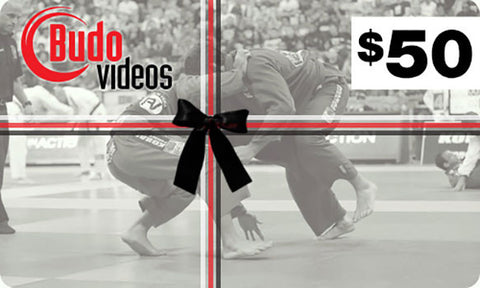 Budovideos Gift Card $50