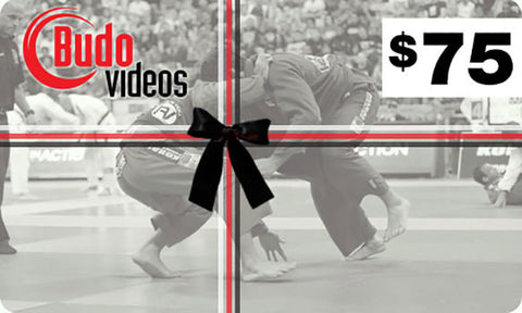 Budovideos Gift Card $75
