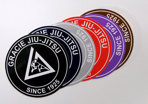 Gracie Academy Official Sticker - Collection