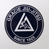 Gracie Academy Official Sticker - Budovideos