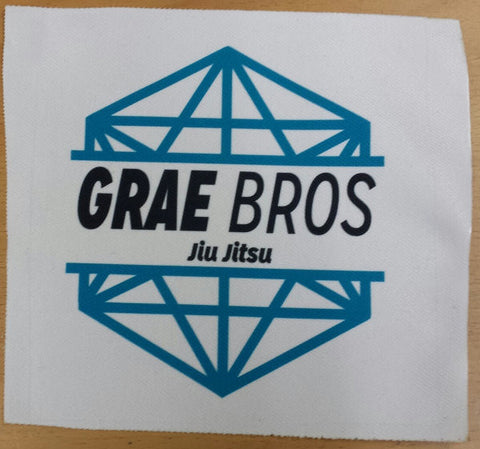 Grae Bros Small Custom Patch 4