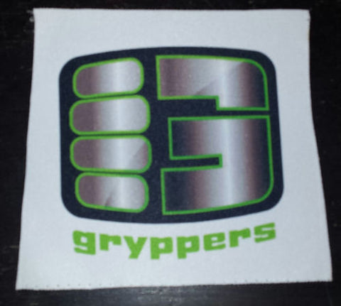 Gryppers Custom Patch 8
