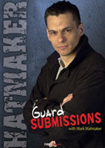Guard Submissions DVD by Mark Hatmaker - Budovideos Inc