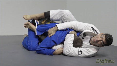 Aggressive Closed Guard Vol 2 DVD with Abraham Marte - Budovideos
