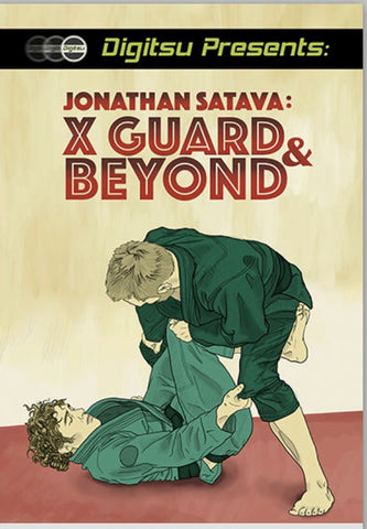 X-Guard & Beyond DVD by Jon Satava