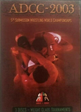 ADCC 2003 (5 DVD Set) (Preowned) - Budovideos