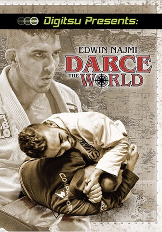 Darce the World DVD with Edwin Najmi
