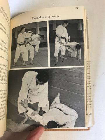Judo & Aikido Book by Kenji Tomiki (Preowned)
