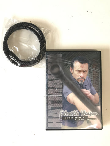 Neck Whip with DVD by Mark Hatmaker - Budovideos