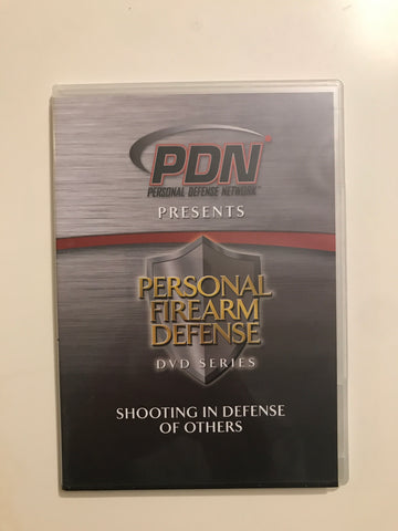 Personal Firearm Defense: Shooting in Defense of Others DVD by Rob Pincus (Preowned) - Budovideos