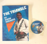 The Triangle Book & DVD by Rigan Machado (Preowned) - Budovideos
