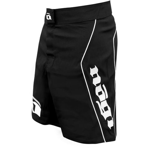 Volt 3.0 Extra Duty Fight Short Black - Budovideos