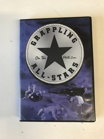 Grappling All Stars DVD (Preowned) - Budovideos Inc