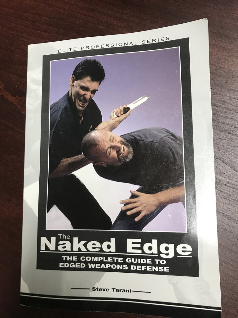 The Naked Edge Book by Steve Tarani (Preowned) - Budovideos