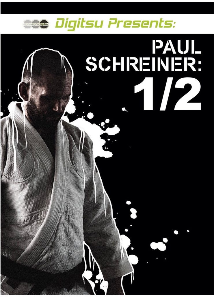 Paul Schreiner 1/2 Guard 2 DVD Set - Budovideos
