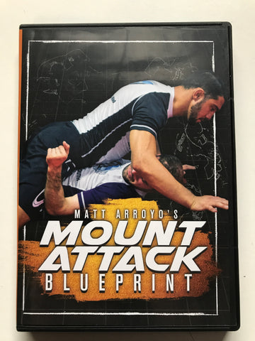 Mount Attack Blueprint 3 DVD Set by Matt Arroyo