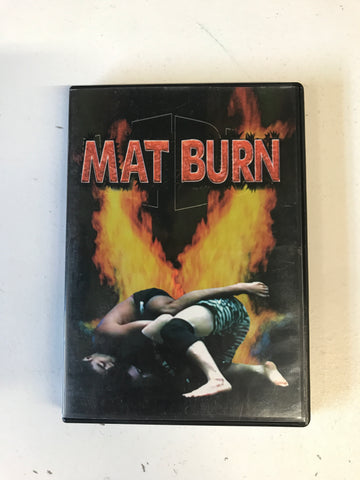 Mat Burn DVD (Preowned) - Budovideos Inc